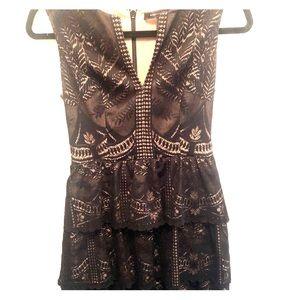 BCBG MAXAZARIA COCKTAIL DRESS